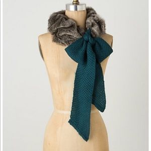 NWOT Fur scarf!